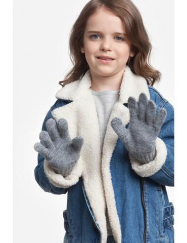 PaMaMi Kinder Fingerhandschuhe Handschuhe...