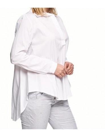 ESViViD Damen Bluse weiß...
