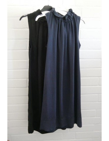 Damen Tunika Kleid schwarz...