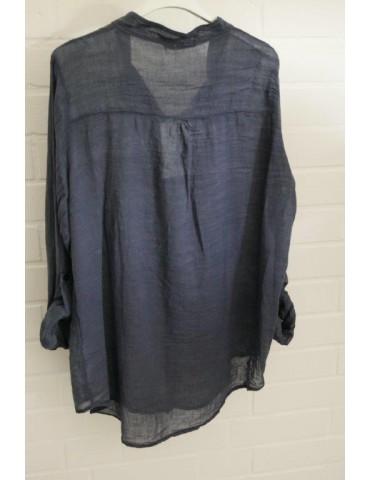 Leichte Oversize Bluse...