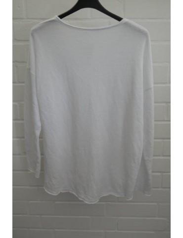 Damen Sweat Shirt langarm...
