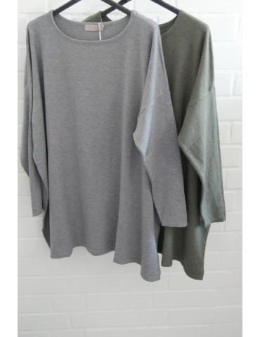 ESViViD Damen Pullover grau...