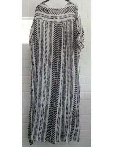 Damen Maxi Kleid schwarz...