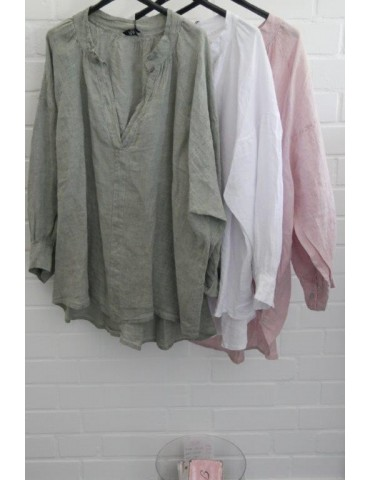 Oversize Damen Bluse Shirt...