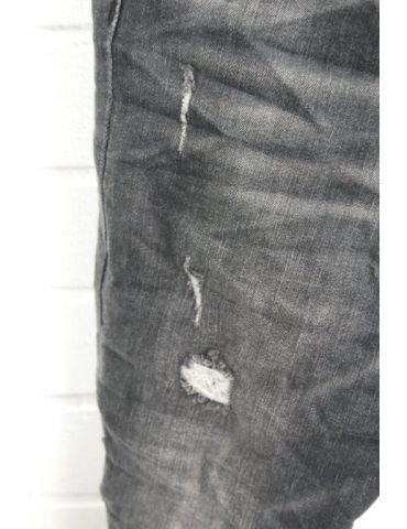 ORMI Trendige Coole Jeans Hose Damenhose...