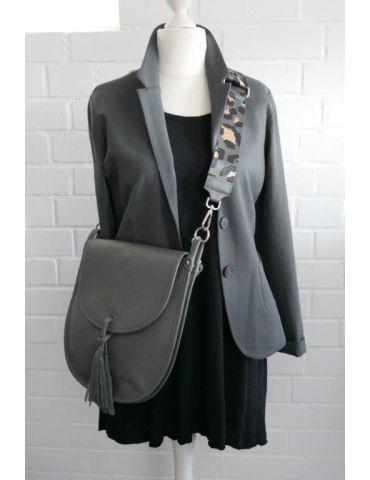 Damen Echt Leder Tasche Schultertasche...