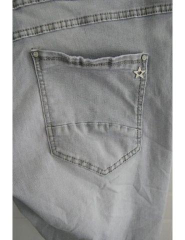Karostar Coole Big Size Damen Capri 3/4 Jeans...
