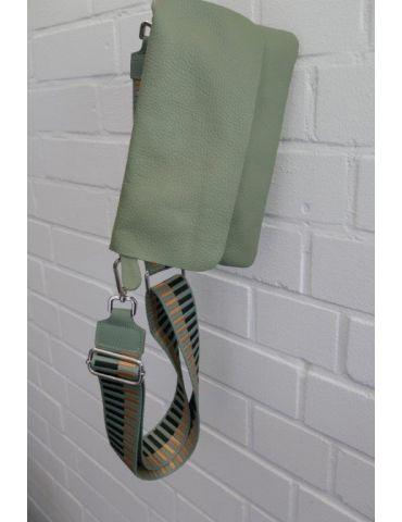 Taschen Gurt Handtasche Gürteltasche mint...