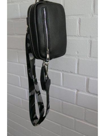 Damen Echt Leder Crossbag...