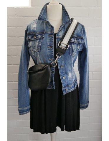 Damen Echt Leder Gürtel Tasche Handtasche...