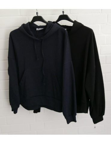 Xuna Big Size Hoodie Sweat Shirt langarm...