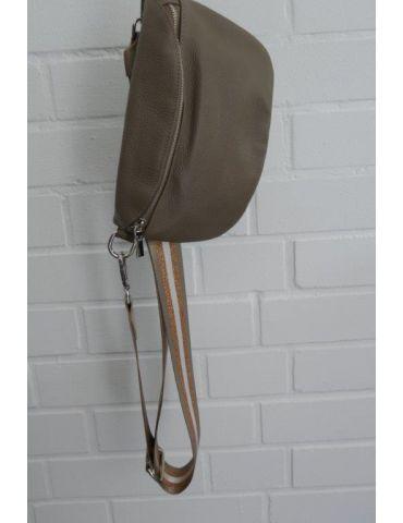 Taschen Gurt Handtasche Gürteltasche beige...