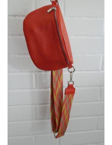 Taschen Gurt Handtasche Gürteltasche orange...