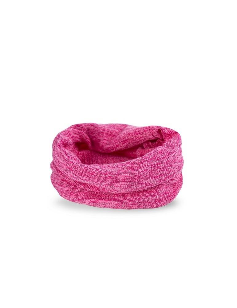 PaMaMi Kinder Kids Schal Loop Mädchen Girls pink 16310 Mützen im Shop