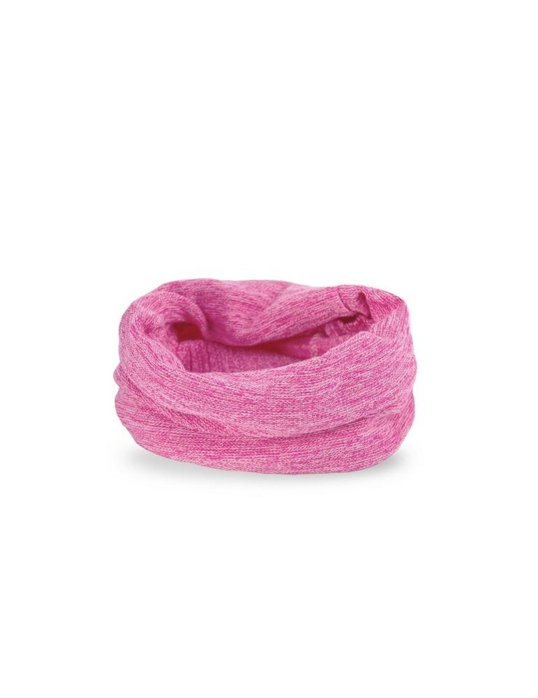 PaMaMi Kinder Kids Schal Loop Mädchen Girls rose rosa 16310 Mützen im Shop