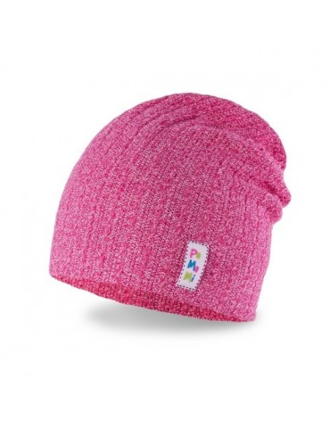 PaMaMi Mütze Kinder Mädchen Mädels Girls pink 16304