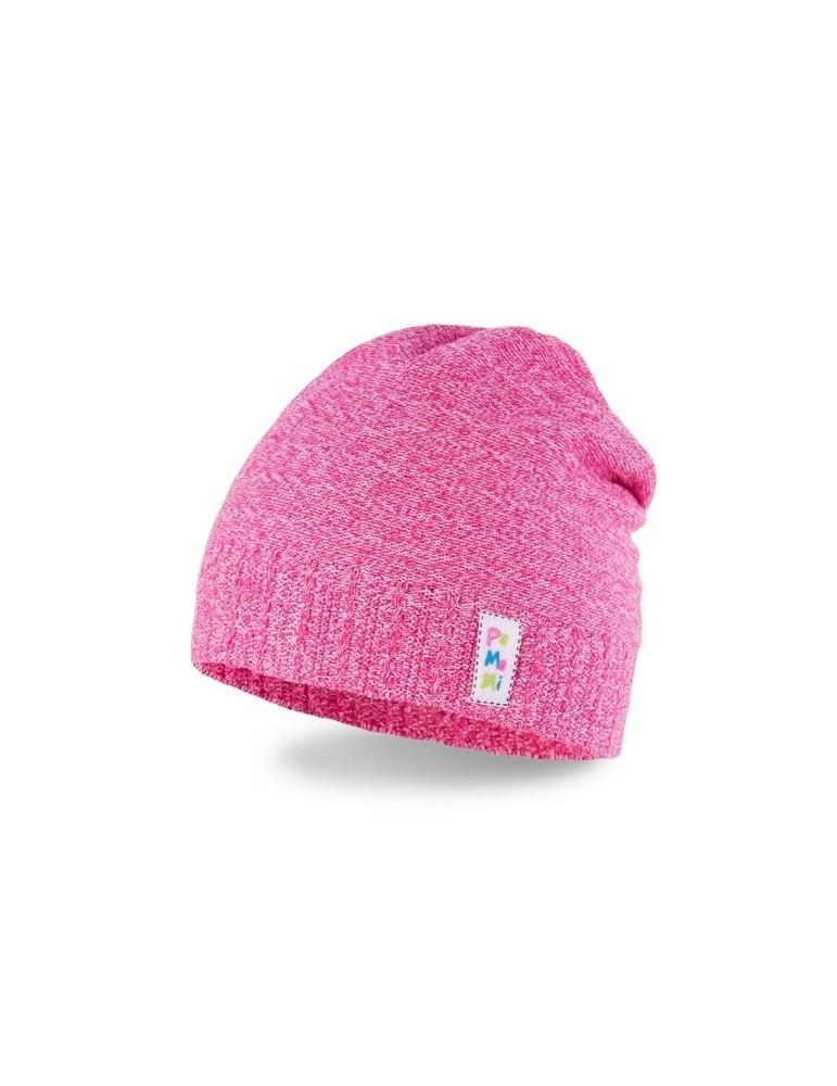 PaMaMi Mütze Kinder Mädchen Girls Kids pink 16308 Schals dazu im Shop