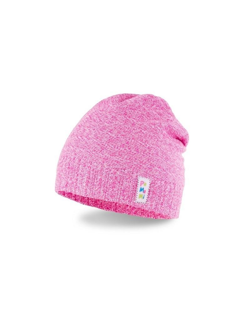 PaMaMi Mütze Kinder Mädchen Girls Kids rose rosa 16308 Schals dazu im Shop
