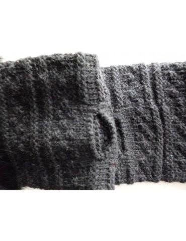 NEU Fingerlose Handschuhe...