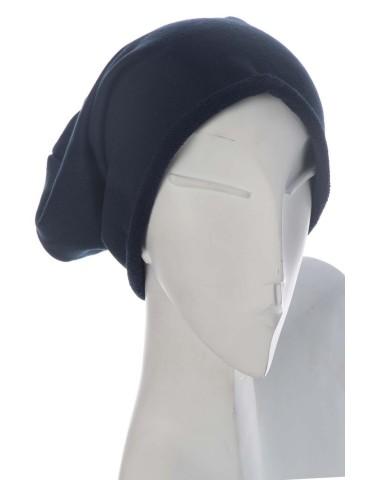 Mütze Beanie dunkelblau...