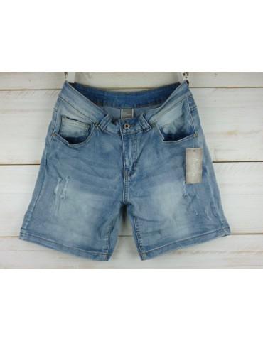 Angelina Jeans Shorts stone...