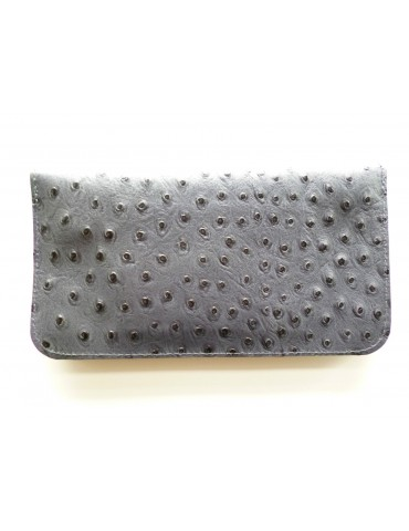 Portemonaie Clutch grau...