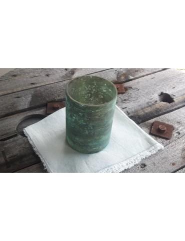 Deckchen Set Untersetzer mint grün 100% Leinen...