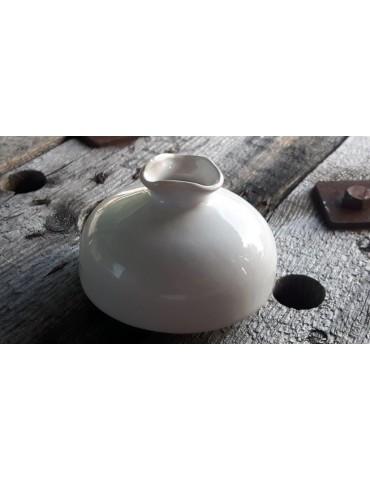 Vase Blumenvase Dekovase Porzellan Keramik weiß white 12760