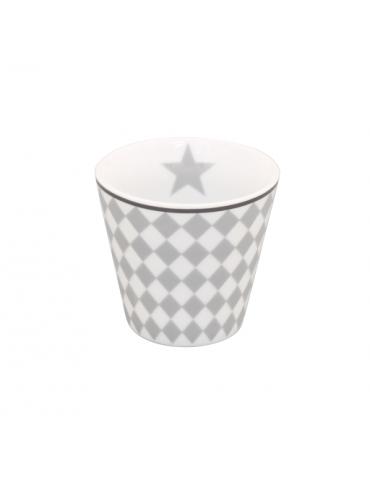 Krasilnikoff Porzellan Espressotasse Tasse...
