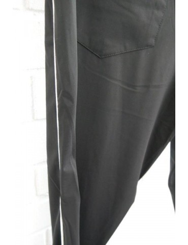 Esvivid Sportliche Pfelgeleichte Hose Gr. L 38 42 schwarz