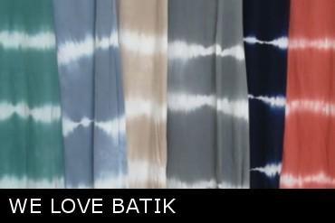 We love Batik